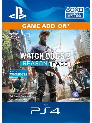 Watchdogs 2 Season Pass PS4