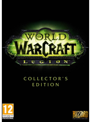 World of Warcraft - Legion Digital Deluxe Edition PC (EU)