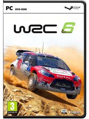 WRC 6 World Rally Championship PC