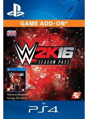 WWE 2K16 Season Pass PS4