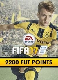FIFA 17 2.200 FUT Points