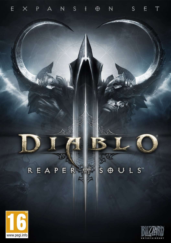 Diablo III 3 - Reaper of Souls Mac/PC
