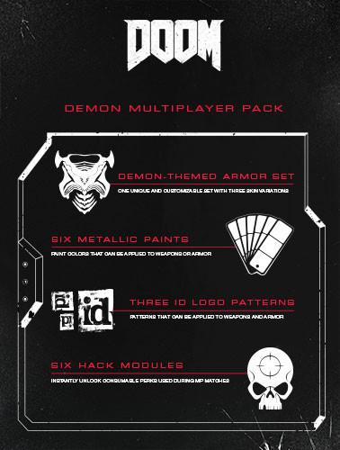Doom Demon Multiplayer Pack Dlc