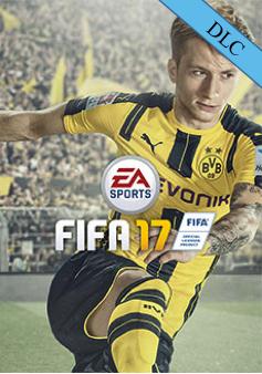Fifa 17 - 5 Fut Gold Packs