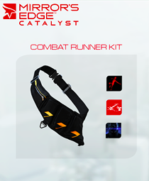 Mirror's Edge Catalyst Combat Runner Kit Dlc