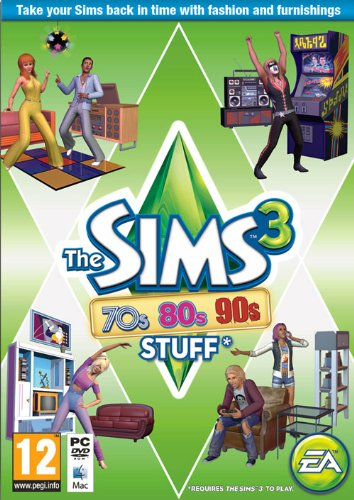 The Sims 3: 70S, 80S And 90S Stuff