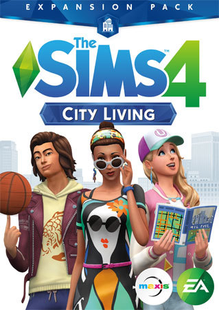 The Sims 4 City Living Expansion Pack