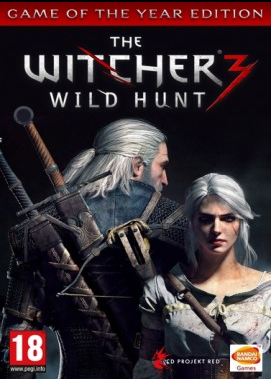 The Witcher 3 Wild Hunt GOTY PC