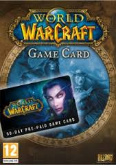 World Of Warcraft 60 Day Pre-Paid Game Card/Mac