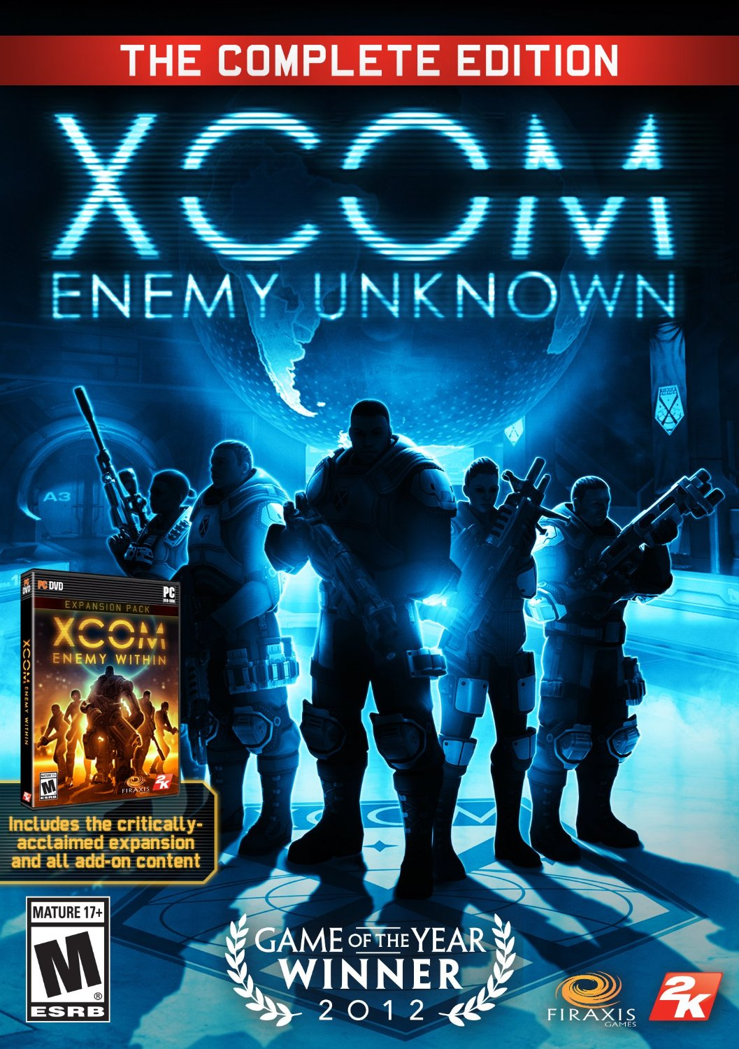 Xcom Enemy Unknown Complete Edition
